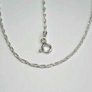 97e0e7bbb Női ezüst nyaklánc - EZÜSTÖS.HU